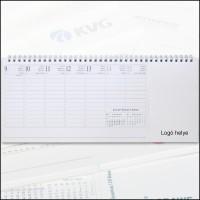 Blokktömbös asztali-naptár betét