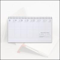 Mini asztali-naptár betét